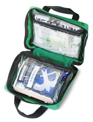 First Aid & Burns Kits